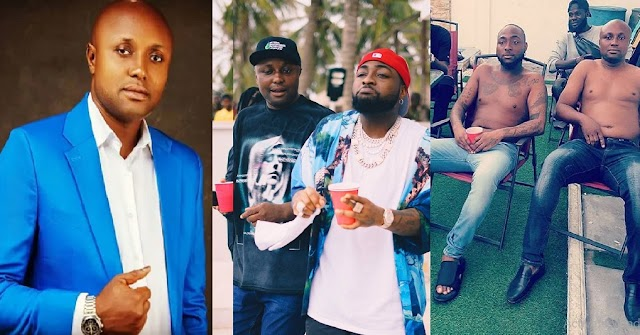 """""""I will Worship you forever my own"""" - Isreal DMW Blasts Those Asking Him To Stop Respecting Davido Because He's Older Than Him"""