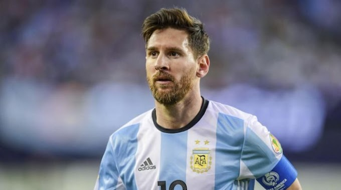 BREAKING NEWS!! Lionel Messi Left Out Of Argentina Squad