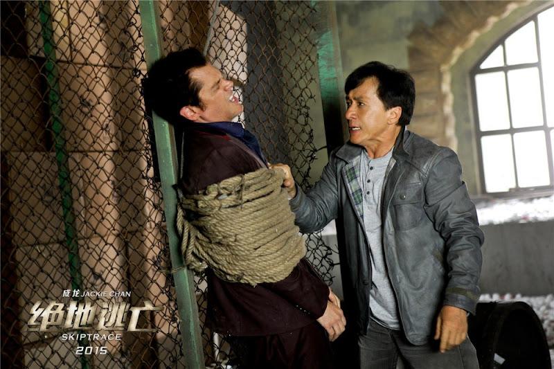Skiptrace China / United States Movie