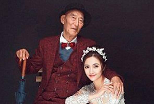 Kerana kasih, cucu 'berkahwin' dengan datuk sendiri