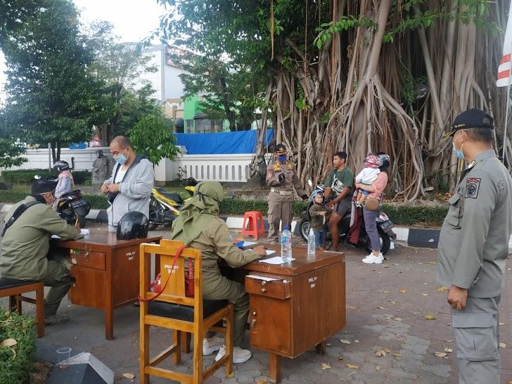 Pelanggar Protokol Kesehatan di Yogyakarta Ribuan, Terbanyak di Malioboro