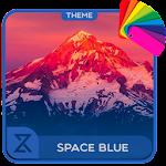 Theme XPERIEN™ - Space Blue Icon