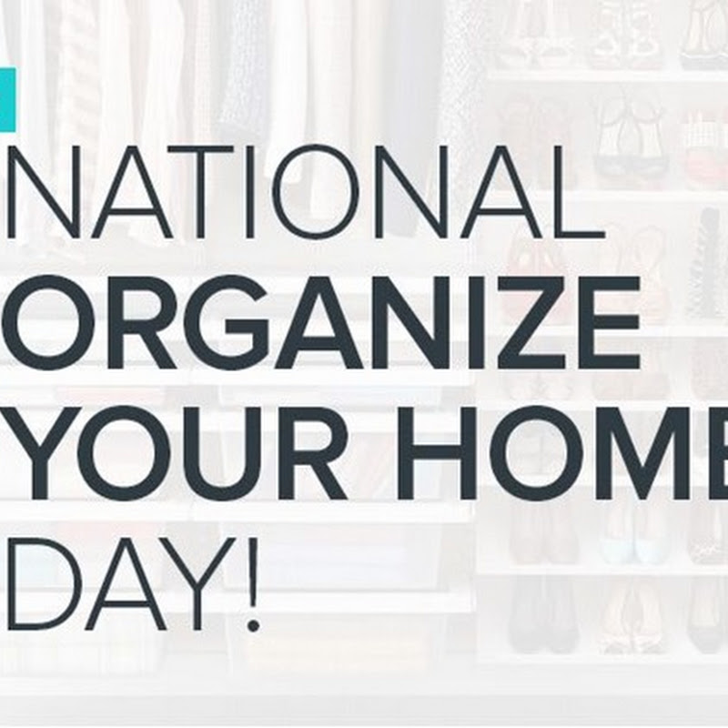 National Organize Your Home Day