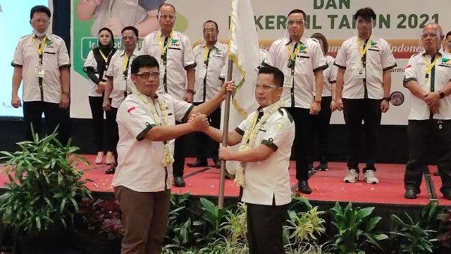 DPW APRI Kalsel Resmi Dilantik, Ketum: Regulasi Pertambangan untuk Rakyat Diatur Kembali