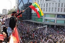 Myanmar coup impact on trademarks