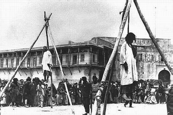 Today as in 1915, Turkey persecutes Christians