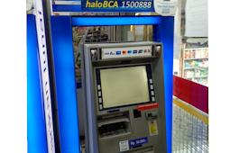 Cara Registrasi m-Banking BCA di ATM BCA