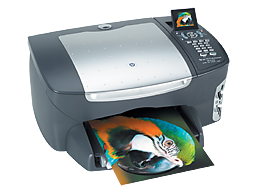 Free download HP PSC 2510 Photosmart Printer driver and setup