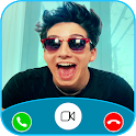 Milo Manheim Call Me! Fake Video Call icon