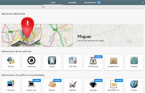 Instalar aplicaciones en Ubuntu GNOME y otros sabores Software Center.
