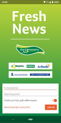 FreshNews capturas de pantalla 1