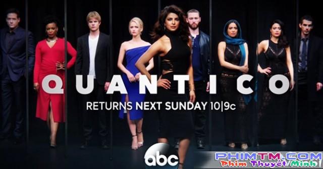 Xem Phim Học Viện Điệp Viên 2 - Quantico Season 2 - phimtm.com - Ảnh 1