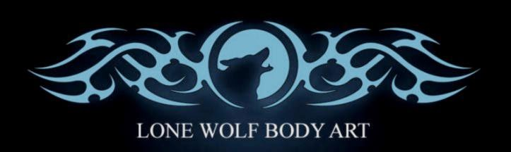 lone wolf body art  artistry in ink  tattoo and special effects