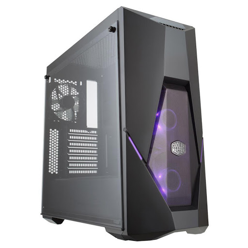 Thùng máy/ Case Cooler Master MasterBox K500 Tempered Glass