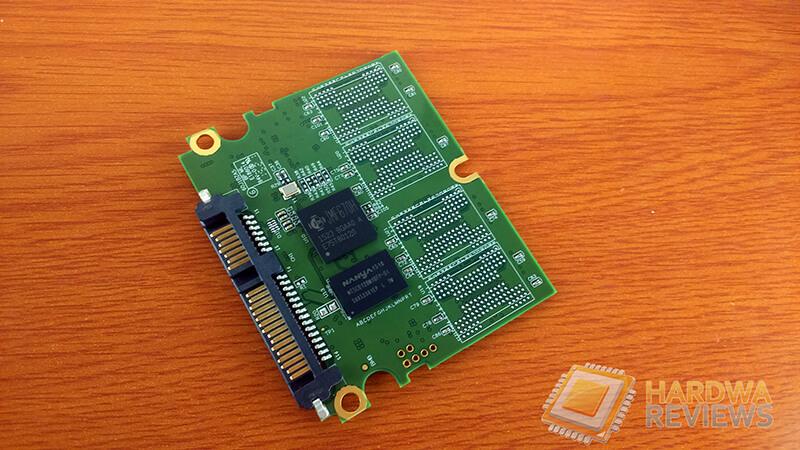 ADATA SX930 XPG SSD 240GB Controlador