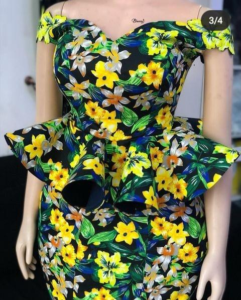 Latest Ankara styles for ladies