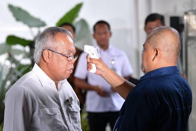 Menhub Budi Positif Corona, KSP: Semua Menteri Akan Tes Kesehatan