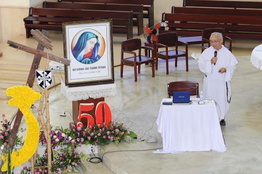 Khai mạc năm kỷ niệm Kim Khánh Tỉnh Dòng Đa Minh