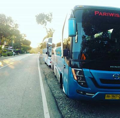Sewa Bus Jogja 2017