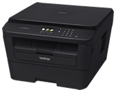 Download Brother HL-L2380DW printers driver program & add printer all version