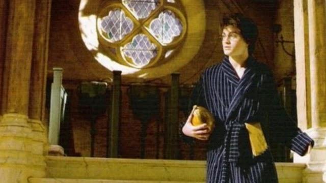 Os banheiros de Hogwarts, são os mais caros já produzidos para filmes