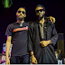Nigerian Music Star, Phyno Meets His Lookalike (Photos)