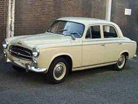 peugeot 1955 403