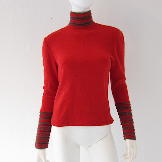 Valentino Boutique Cashmere Turtleneck