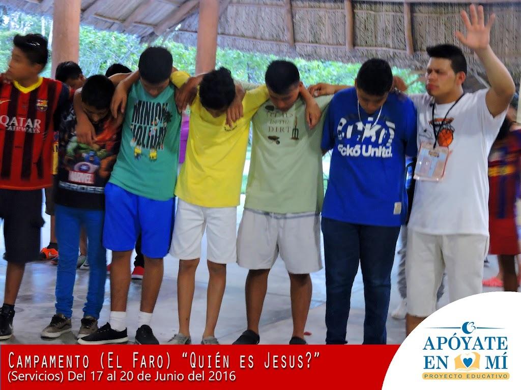 Campamento-2016-Quien-es-Jesus-Servicios-08