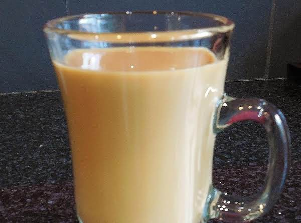 Spiced Coffee Creamer (fat Free) Recipe