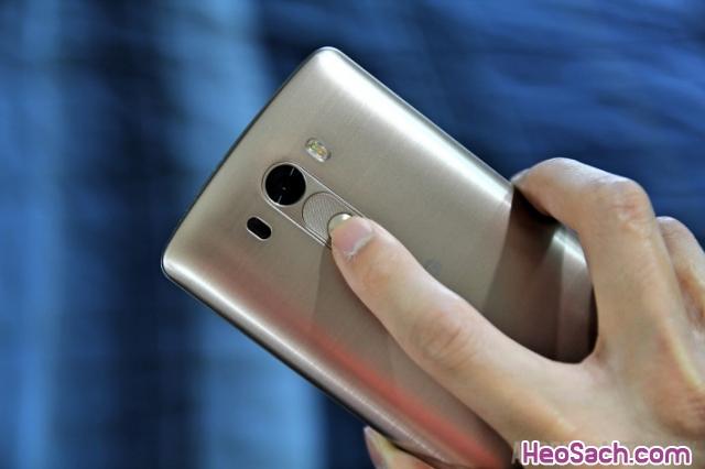 Hình 2 - Hướng dẫn cách chụp màn hình điện thoại LG, G2, G3, G4