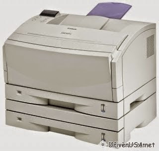 download Canon LBP2000 printer's driver
