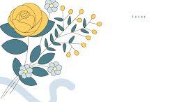 Floral Notes - Planner item