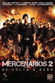 Baixar Filme Os Mercenários 2 (2012) Dublado Torrent Grátis