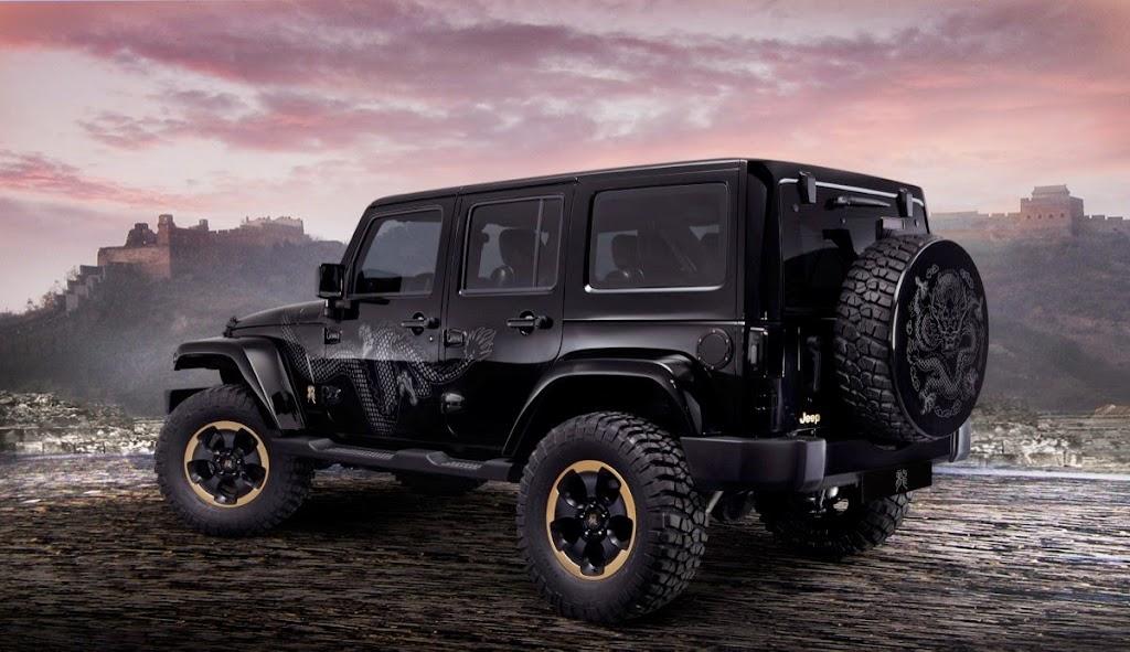 Jeep Wrangler Dragon Edition 7