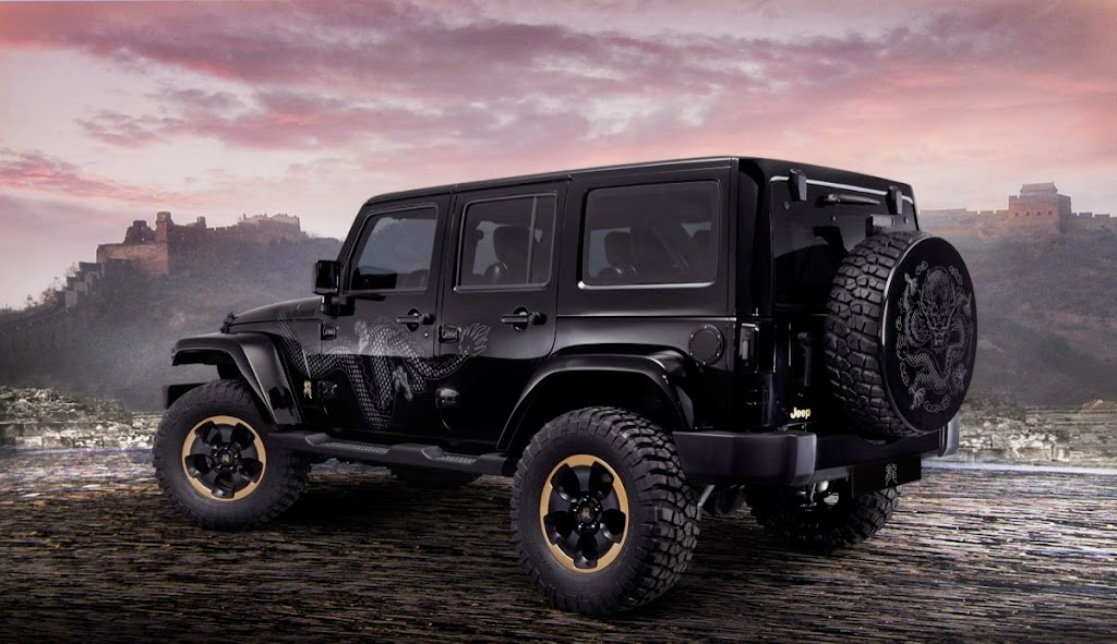 Jeep Wrangler Dragon Edition 7