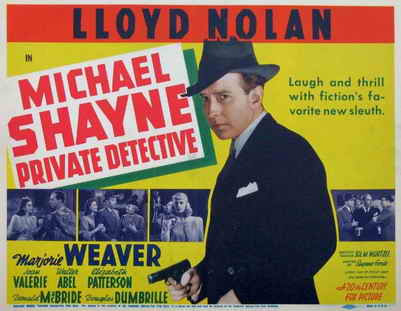 Michael shayne michael shayne private detective pinterest fandeluxe Document