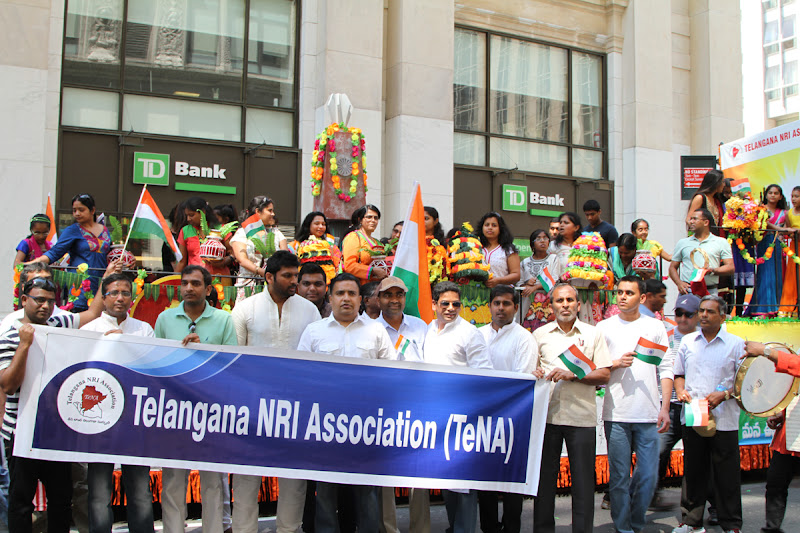 Telangana State Float at India Day Parade NY 2015 - IMG_6893.jpg