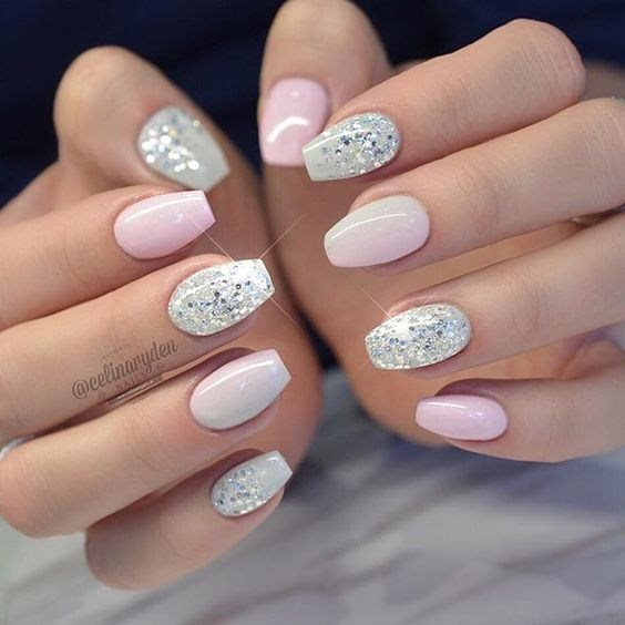 Gel Nails Ideas For Winter \u2013 Papillon Day Spa