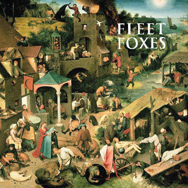 Fleet Foxes On The Kitchen Table Lyrics