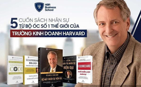 Bộ sách của giáo sư Dave Ulrich (David Ulrich)