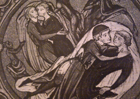 medieval-lesbian