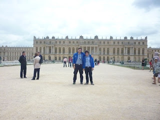 Afueras de Versalles