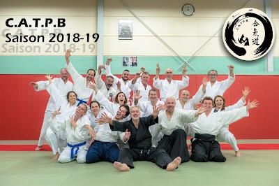 CATPB Photo Officielle 2018 2019