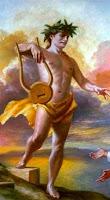 Θεός Απόλλων,θεός της μουσικής,του έρωτα και της ποίησης,God Apollo.