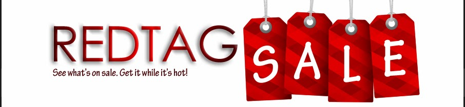 Red Tag: Sales & Events
