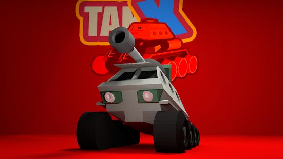 TanX - náhled