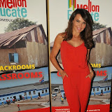 OIC - ENTSIMAGES.COM - Lizzie Cundy at the Mellon Educate - charity drinks reception in London 7th May 2015 Photo Mobis Photos/OIC 0203 174 1069