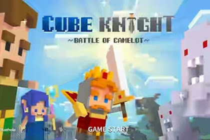 Cube Knight: Battle of Camelot v3.02 Full Apk For Android