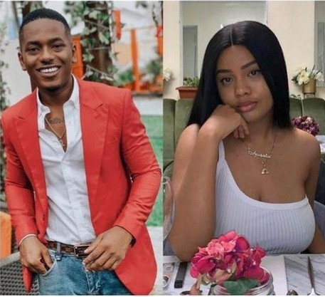 """""""You're a cradle snatcher, a pervert, a predator,"""" Timini Egbuson's ex-girlfriend calls him out as she warns 18/19 year olds not to date much older men"""
